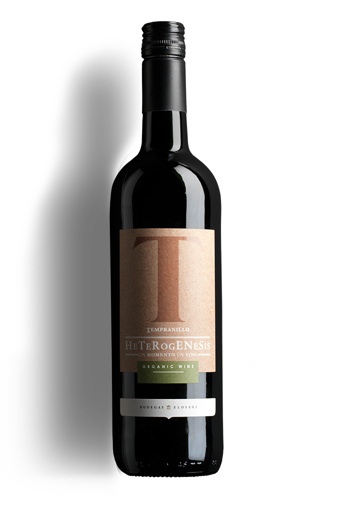 Heterogenesis Eco Tempranillo Rouge