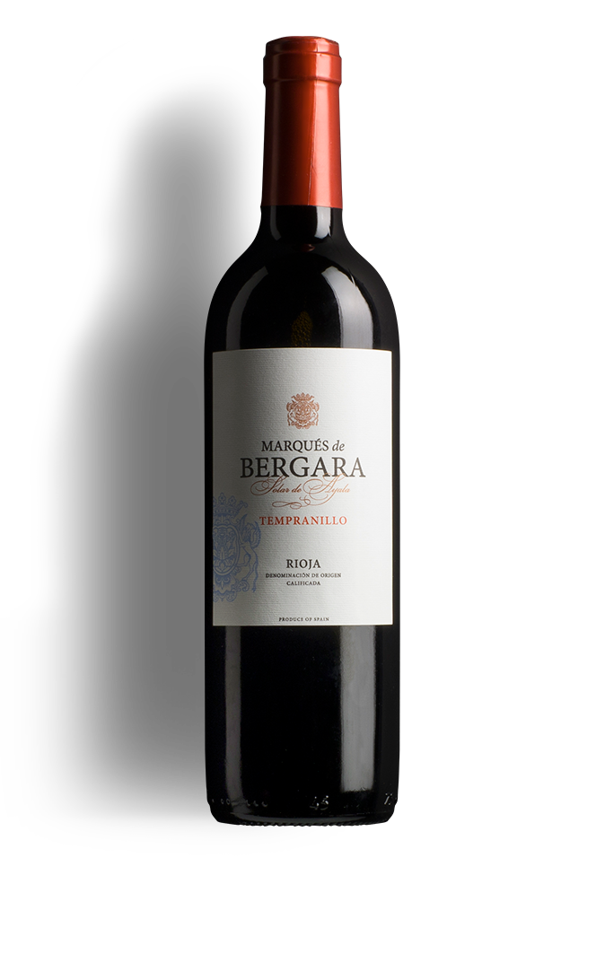Marqués de Bergara Tempranillo Red Wine