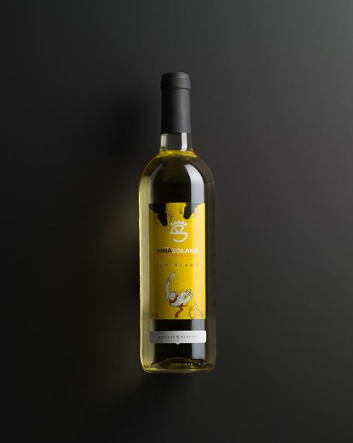 Viña Solana Blanc