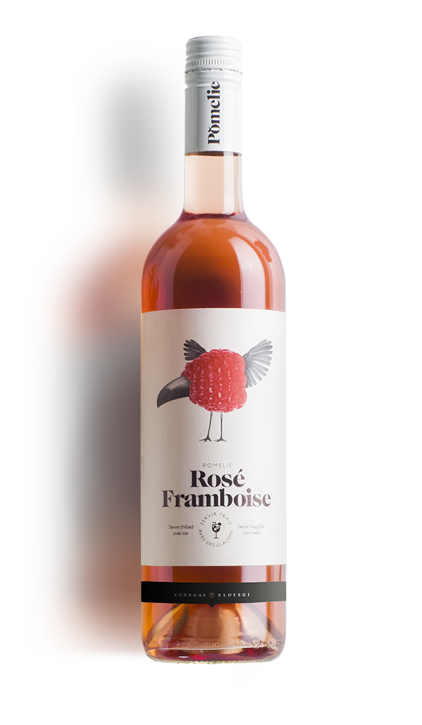 Pomelie Collection Rose Raspberry