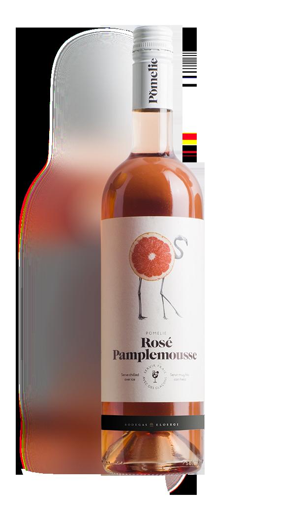 Pomelie Collection Rose Grapefruit